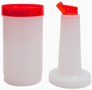 Save and Pour Quart Container